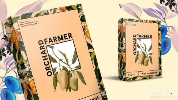 Orchard farmer - Packaging for china market
